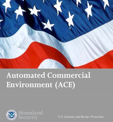 Picture: Automated Commercial Environment (ACE)